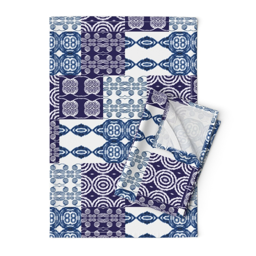 Orpington Tea Towels featuring Undecided by gargoylesentry