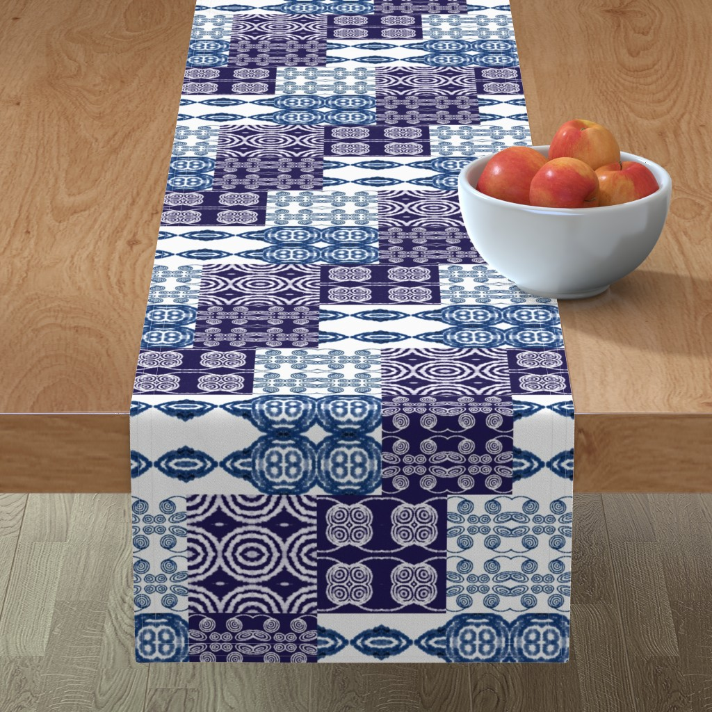 Minorca Table Runner featuring Undecided by gargoylesentry