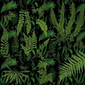 Fern Botanical ~ Deep Nightshade