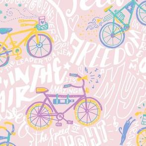 Magical Bikes (Pink)