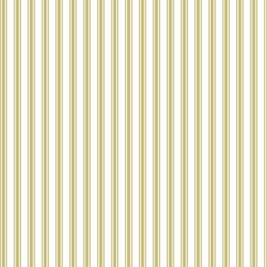 Ticking Stripe Apple