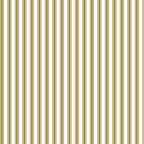 Ticking Stripe in Willow