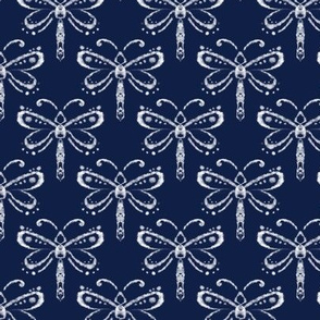 Shibori Dragonfly Flight