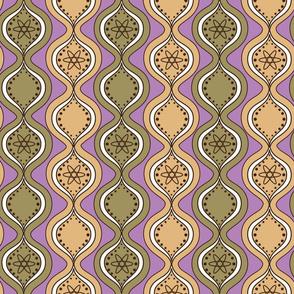 Retro Pods-Lavender