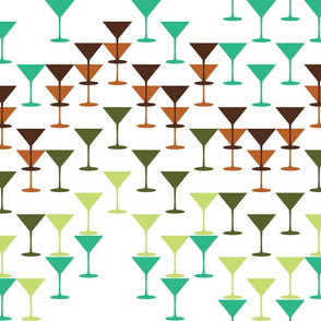 Martinis For All - Glamping