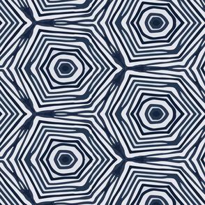 shibori swirl