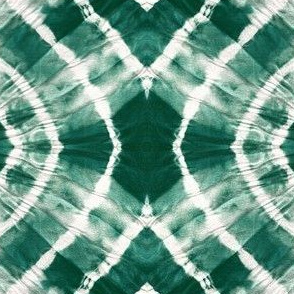 Shibori - emerald