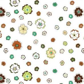 Kitchenette Mini Floral - Glamping
