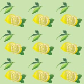 Spring Lemons Green