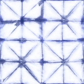 Geometric Shibori