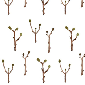 Twigs - Woodland Collection
