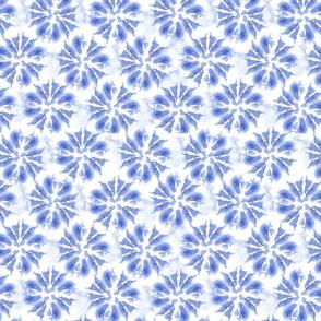 Shibori floral