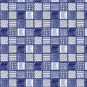Shibori tile magic