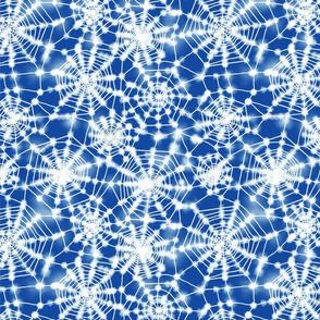 Shibori-spiderweb
