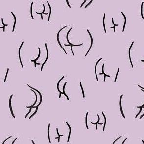Butts - Lavender
