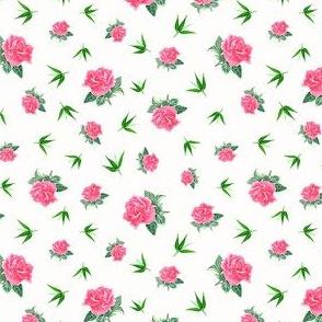ditsy roses