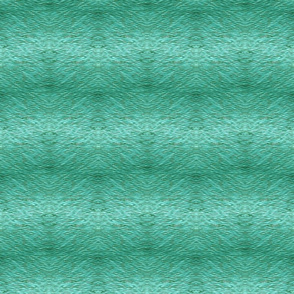 Water Ripples Teal Green
