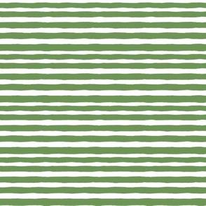 tropical stripe - green