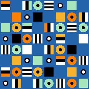 Liquorice Allsorts - circus colors