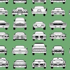 Vehicles Green