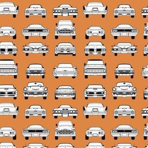 Vehicles Orange