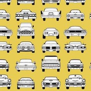 Vehicles Yellow