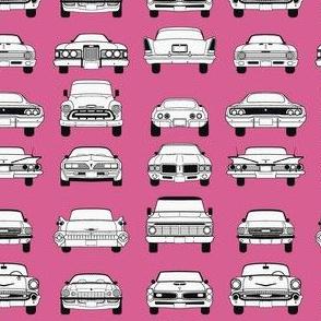 Vehicles pink