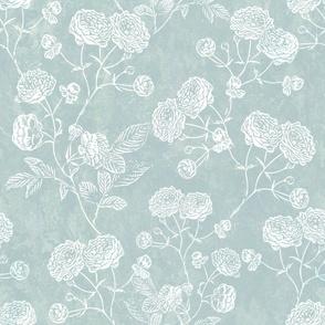 Blue white Squares (S)