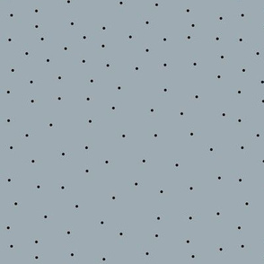 Blue Gray Dots