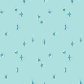 starburst light blue