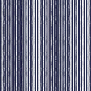 Sea Islands: Basic Stripe-Indigo