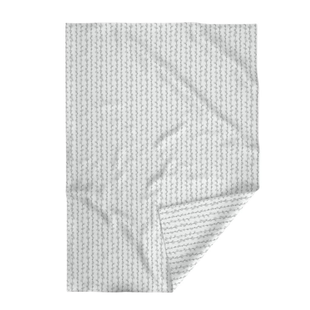 Lakenvelder Throw Blanket featuring Peach blossom by denesannadesign