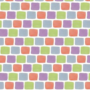 Watercolour Blocks 4