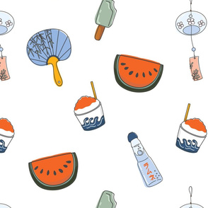 Japanese Summer Essentials