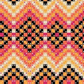 optical illusion geomerical texture 1