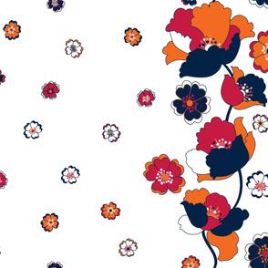 Kitchenette Flowers LG - Bermuda