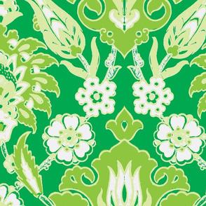 Tulip-Nar Green-Green-xxl