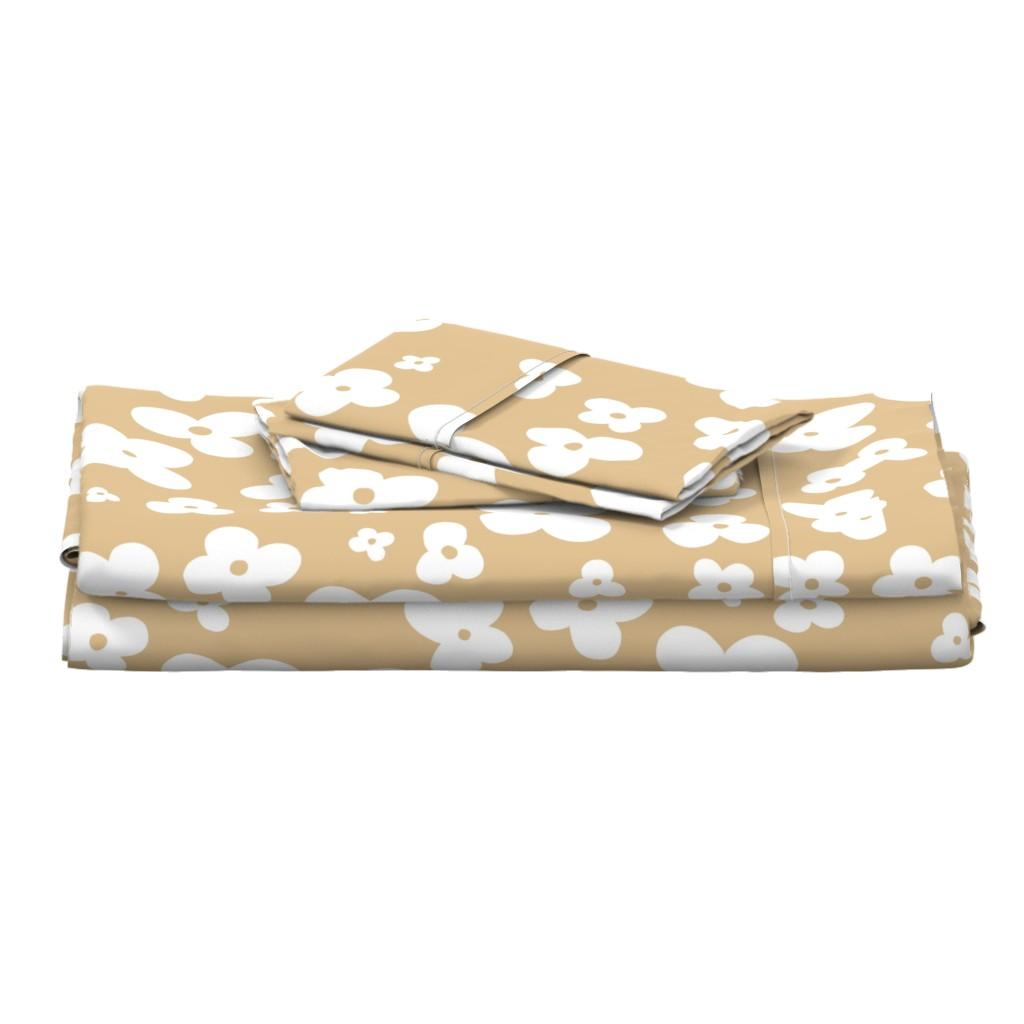 Langshan Full Bed Set featuring 06-browny-meadow by manuela_langella
