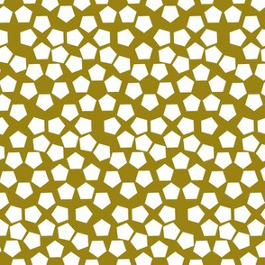 Small random pentagons - Olive