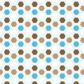 Horatio's Harmonious Hexagons