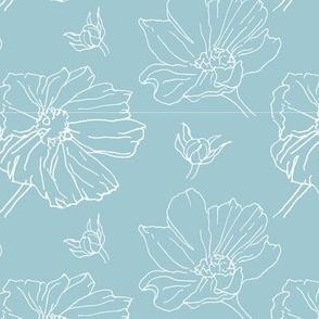 Poppy Botanicals Blue