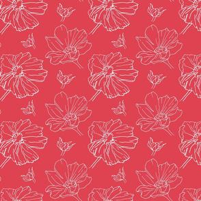 Poppy Botanicals Red