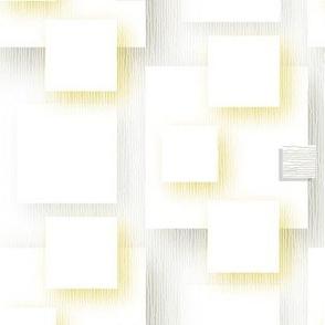 White on White - Squares