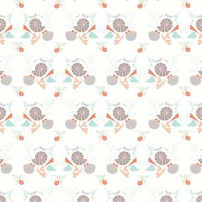 Complex shells - summer