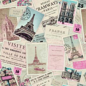 Nostalgic Trip To Paris