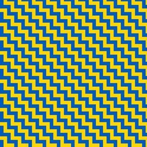 pink pentagons