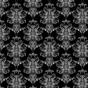 Atomic Bloom Dense Black