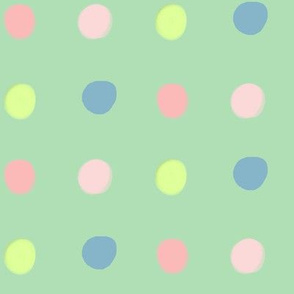 Yolanda Polka dots