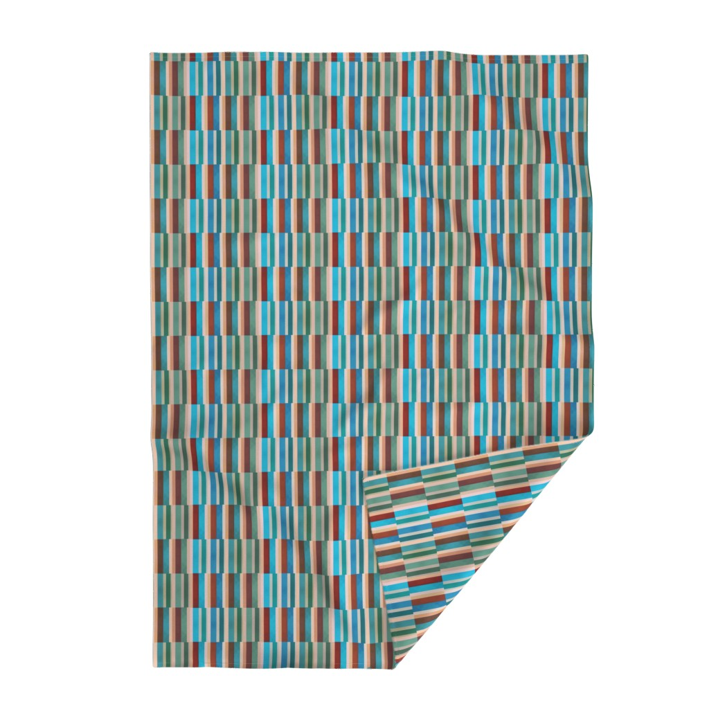 Lakenvelder Throw Blanket featuring 195-0B by miamaria
