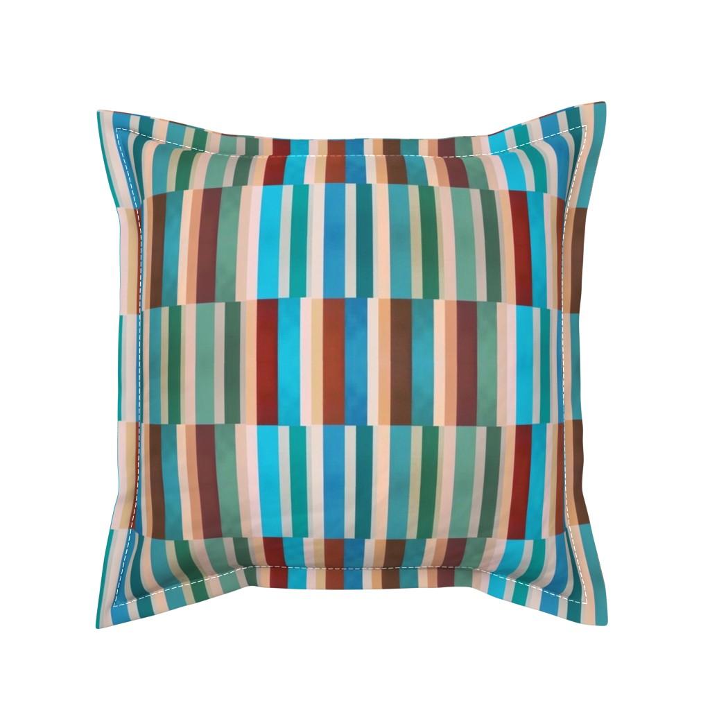Serama Throw Pillow featuring 195-0B by miamaria